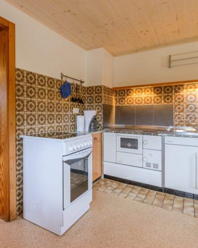 Appartement 4-5 Personen Küche
