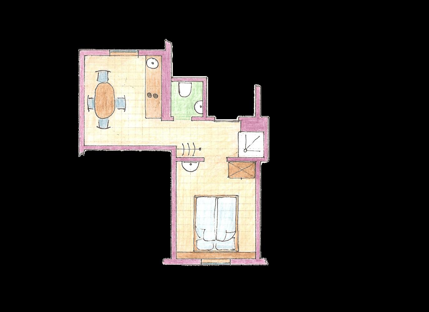 Appartement Lilja Ansicht