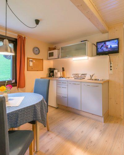 Küche Appartement Lilja