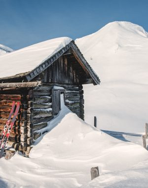 Winterhütte Altenmarkt Zauchensee